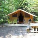 camping tente Parc Appalaches